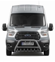 Eu-valoteline hampailla Ford Transit 2014-