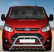 Eu-valoteline hampailla Ford Transit Custom