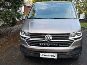 Thelights led-lisävalopaketti VW Transporter T6.1 2019-