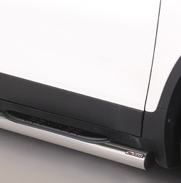Kylkiputket askelmilla 76 mm Chevrolet Trax 2013 GP/353/IX