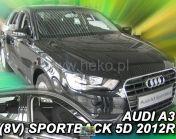 Audi A3 tuuliohjaimet