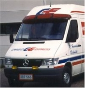 Aurinkosuoja MB Sprinter 1995-2006