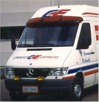 Aurinkosuoja MB Sprinter 1995-2006