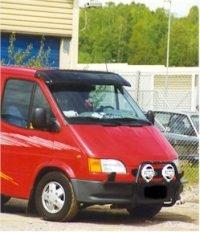 Aurinkosuoja Ford Transit