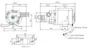 Kiertovesipumppu 12V U4810