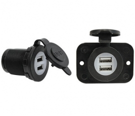 USB-pistorasia 12/24V