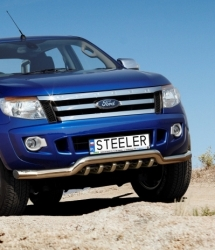 Valorauta hampailla matala Ford Ranger 2012-