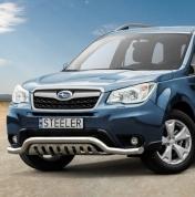 Eu-valoteline alleajosuojalla matala Subaru Forester 2013-