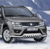 Eu-valoteline alleajosuojalla matala Suzuki Grand Vitara 2012-