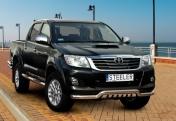 Eu-valoteline alleajosuojalla matala Toyota Hilux 2011-