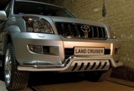 Eu-valoteline pellillä matala Toyota Land Cruiser 120 02-09