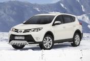 Eu-valoteline alleajosuojalla matala Toyota Rav4 2013-