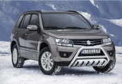 Eu-valoteline alleajosuojalla Suzuki Grand Vitara 2012-