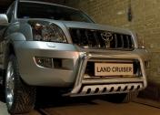 Eu-valoteline pellillä Toyota Land Cruiser 120 02-09