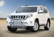 Eu-valoteline pellillä Toyota Land Cruiser 150 2013-