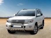 Eu-valoteline alleajosuojalla Toyota Land Cruiser V8 2012-