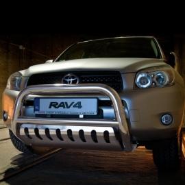 Eu-valoteline alleajosuojalla Toyota Rav4 2006-2010