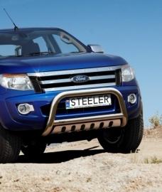 Eu-valoteline alleajosuojalla Ford Ranger 2012-