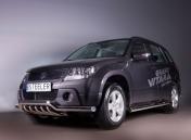Eu-valoteline hampailla matala Suzuki Grand Vitara 2012-