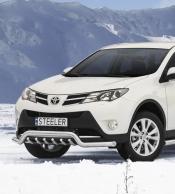 Eu-valoteline hampailla matala Toyota Rav4 2013-