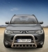 Eu-valoteline hampailla Mitsubishi Outlander 2012-