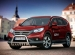 Eu-valoteline alleajosuojalla Honda CR-V 2012-