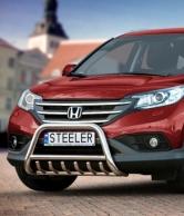 Eu-valoteline hampailla Honda CR-V 2012-