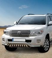 Eu-valoteline pellillä matala Toyota Land Cruiser V8 2012-