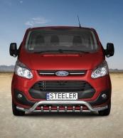 Eu-valoteline hampailla matala Ford Transit Custom 2012-