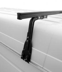 Pakettiauton taakkateline vesikouruun 16-21 cm