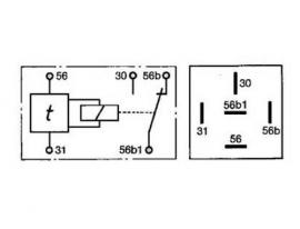 Viiverele 12V 1100-0429