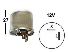 Vilkkurele 12V 1100-0555