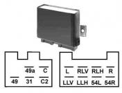 Vilkkurele 24V 1100-0592