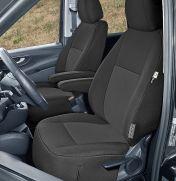 Istuinsuojat 1+1 Mercedes Vito W447 2014-