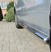 Helmaputket astinsyvennyksin Opel Vivaro