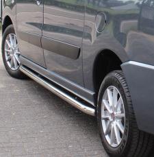 Kylkiputket Opel Vivaro