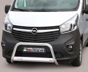 Eu-valoteline Opel Vivaro 2014-