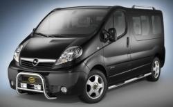 EU-valoteline Nissan Primastar REN1091EC