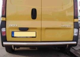 Takapuskurin suojaputki Renault Tracfic