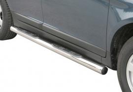 Kylkiputket askelmilla 76mm Volvo XC60 2009- GP/246/IX