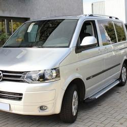 Astinlaudat alumiinia VW Transporter T5/T6