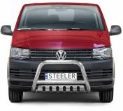VW T6 eu-valoteline alleajosuojalla