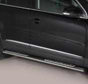 Ovaali kylkiputket VW Tiguan 2011-