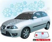 Henkilöauton ikkunapeite winter