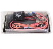Kytkentäsarja Plug&Drive DTP kahdelle lisävalolle wk036
