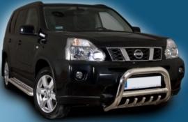 Eu-valoteline hampailla Nissan X-Trail 2010-2012