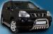 Eu-valoteline alleajosuojalla Nissan X-Trail 2010-2012
