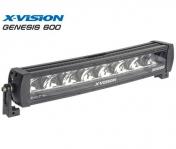 X-vision Genesis 600 led-kaukovalo 120W