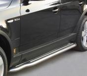 Astinlaudat BMW X3 2003- P/156/IX