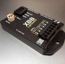 XBB Lightswitch V4 kytkentärele